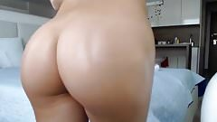 Cute little Butt dancing