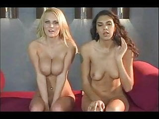 Hanna Hilton Topless Talk