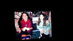 Nayah & Emina Hansen on toilets cum tribute