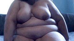 Obese mature masturbation