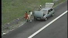sex on German Autobahn