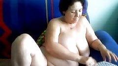 Contacts fat granny
