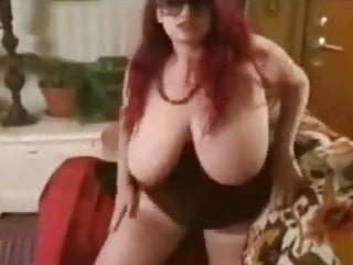 Cum in her ass video cunt - Redhead bbw takes cock up her ass and cum in her mouth