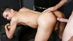 Alan Kenndy is ready for a big cock