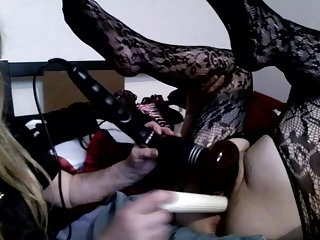 An even more explosive orgasm