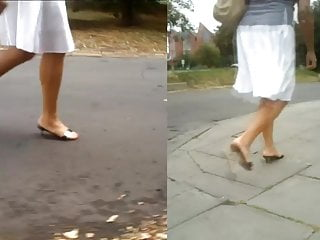 Candid Sexy Feet & Shoes collection 5 (mostly matures)