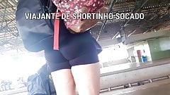 #Bundas - VIAJANTE DE SHORTINHO SOCADO