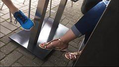 Cam Sexy feet hidden