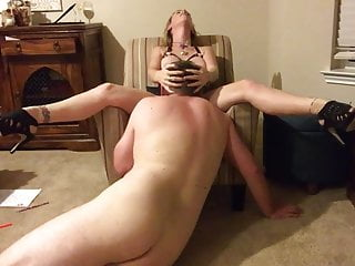 Boltonwife gets her pussy eaten