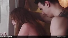 Claudine-Helene Aumord & Keely Cat Wells nude and rough sex