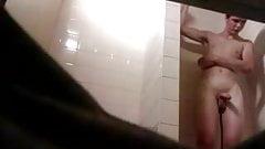 hidden shower jerk off