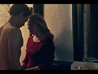 Preview 1 of Elisabeth Moss Sex In The Handmaids Tale ScandalPlanet.Com