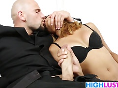 Katalina Mills fucks with her teacher