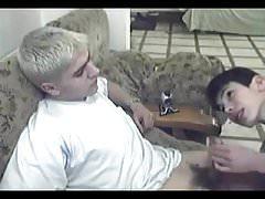 Two Friends Amateur Teen Twink Blowjob