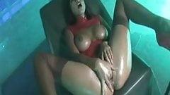 Zafira - Dildo Orgasm