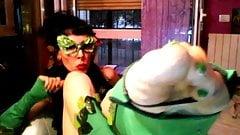 Miss Wagon Vegan - Madre Natura (Poison Ivy)