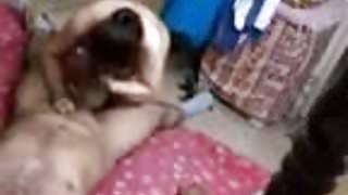 arab couple fucking on hidden cam