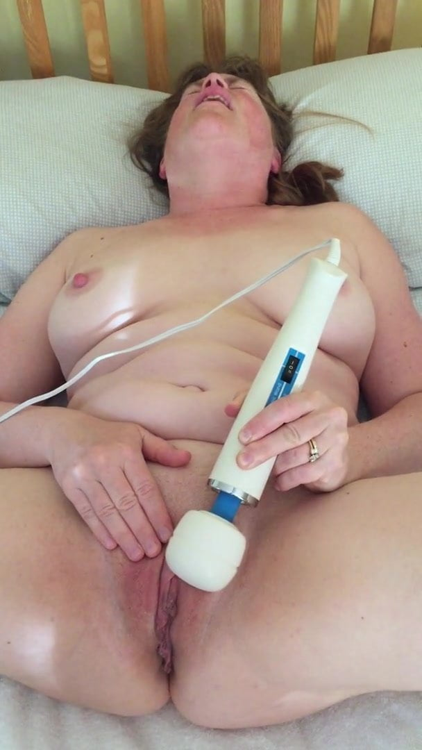 Magic wand ways to masturbate 15