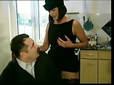 Posh Mature Lady cheats on her weary husband with Gigolo