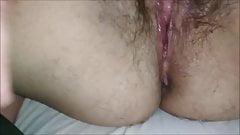 Fat hairy wife