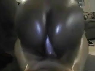 PHAT ass rides BBC until he cums!