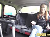 Fake Taxi Slim redhead likes rough sex