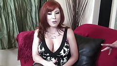Brittany OConnell fucked in stockings