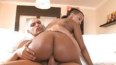 Xxx Alexandra masturbation in bed
