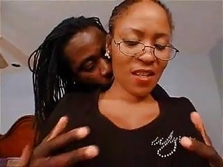 Ebony Mature Getting Fucked