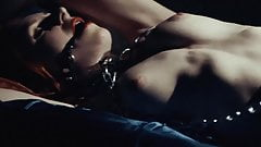 REDHEAD IN CHAINS - pale bondage beauty PMV