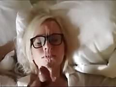 Amateur Facials Compilation - Dirty Bitches