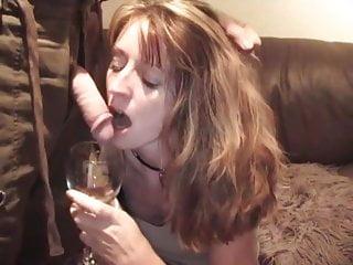 Horny Pee Drinking Amateur