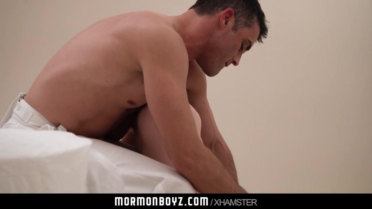 MormonBoyz – Teen Has Passionate Intercourse with Scorching Man