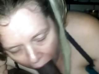 Preview 2 of Blowjob. Close up. brenda loves to milk the cum out of bl