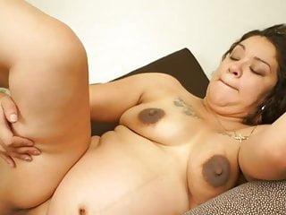 black pregnant - Gigi get big ckok