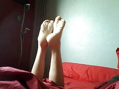 Her gorgeous soles 4