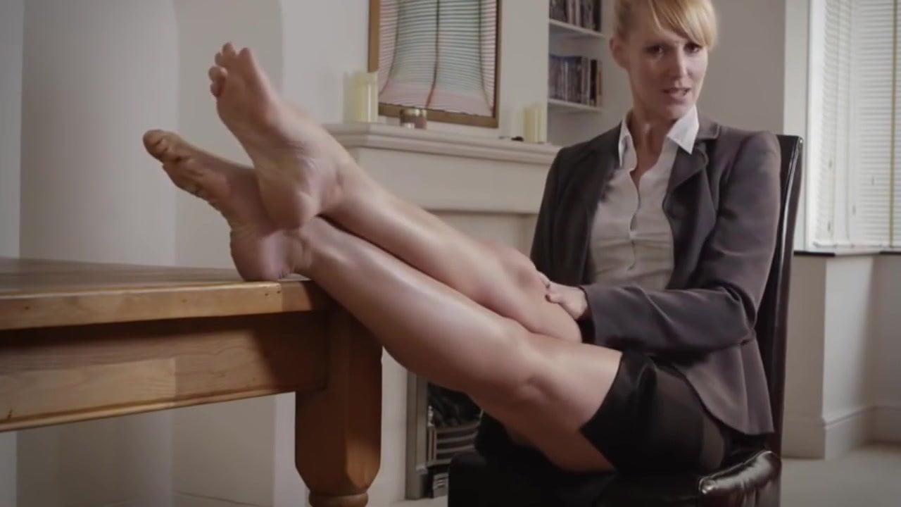 pantyhose socks footjob nylon foot fuck 97%