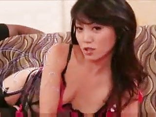 Cute Asian Whore Get A Big Black Cock Deep