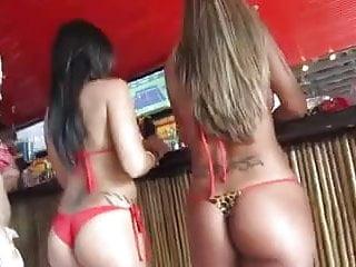 CANDID BRAZIL BEACH BIKINI