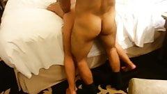 Arab Algerian Couple Fucking Hard In a Hotel Room