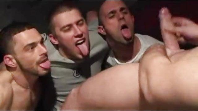 Machomoe Gay porno