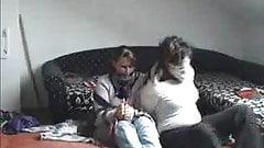 Clarissa and Natalie