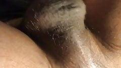 Sissy femboy jerks big cock