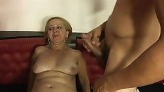 horney granny