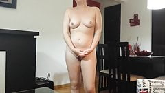 SEXY DEBBIE CAUGHT NAKED