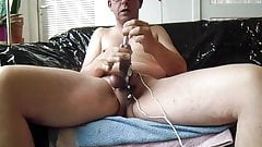Estim and urethral sounding cum, other cam