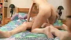 UK Wife Swap