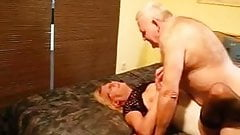 Mature and Younger German Bisexuals