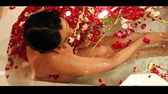 Shikha Thakur In Bath Tub