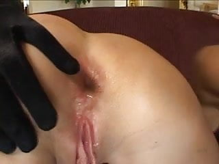 4 anal excursion - Staci thorn farts out 4 anal creampies and licks them up